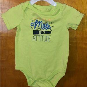 Infant Boys, Circo, Green Bodysuit, 6-9 months
